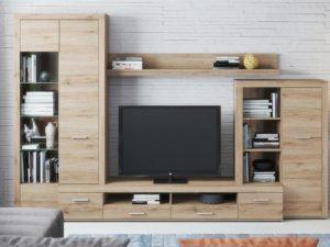 Montáž - Obývací stěny, TV stěny