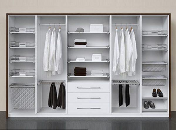 vybavení skříně